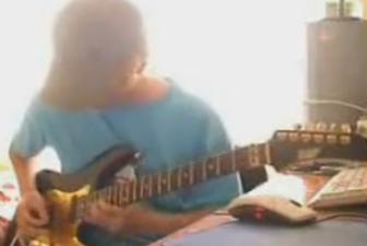 卡农摇滚版吉他谱 卡农电吉他版伴奏版 附视频示范