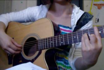 董小姐吉他谱 宋冬野董小姐吉他谱 附视频示范