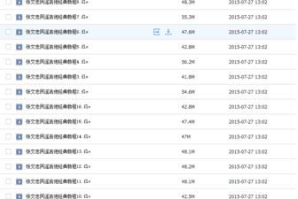 张文中民谣吉他教程全部视频教程免费下载
