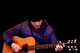 琴歌匆匆那年吉他谱指弹版