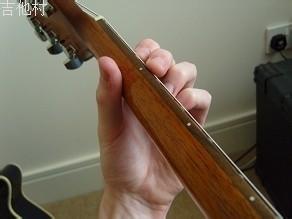 吉他基本手势
