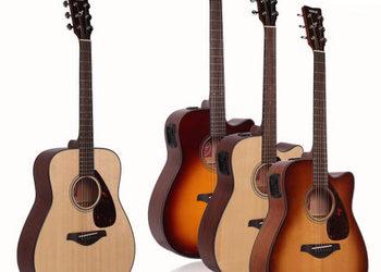 官方正品YAMAHA雅马哈FG700S单板民谣/电箱木吉他