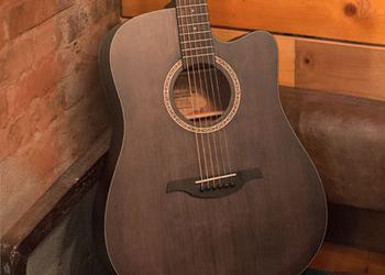 REX雷克斯民谣木吉他41寸单板吉它jita40寸面单吉他专业演奏吉他