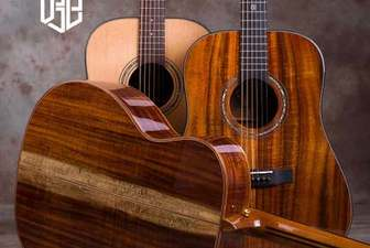 斯派克SZ/SG/SJ80系列全单吉他单板民谣木吉他电箱吉他相思门全单