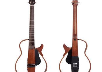 雅马哈静音吉他 SLG110S/N SLG130NW 升级版SLG200S/N