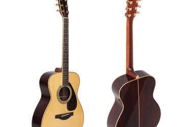 正品 YAMAHA雅马哈 LL16/LJ16/LS16 ARE全单 LL6单板民谣电箱吉他