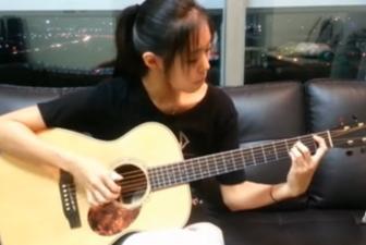 孙培博指弹太阳花吉他谱(Sunflower吉他谱)