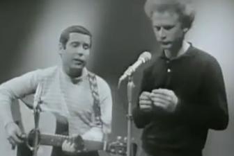 永垂不朽的经典吉他弹唱《寂静之声》不同年代合集